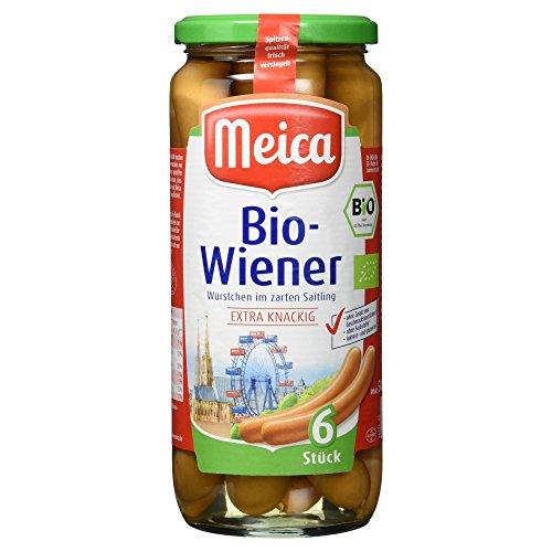 Meica Bio Bio-Wiener, 250 g