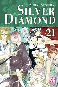Silver Diamond Edition simple Tome 21
