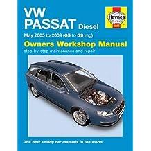 VW Passat Diesel (05-10) Service and Repair Manual