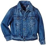 Tommy Hilfiger Jungen Jacke, Blau (856 Monterey WASH), 176 (15 Y)
