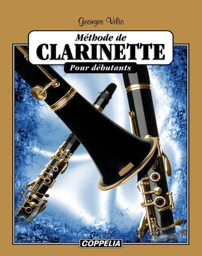 Méthode de clarinette pour débutants