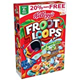 #5: Froot Loops Cereal, 14.7 Ounce