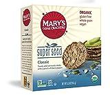 Mary's Gone Crackers - galletas semilla súper orgánico - 5,5 oz.