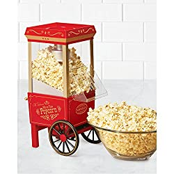 Best Deals - Popcorn Maker Small Fast Easy Mini poppers Microwave Ware Kitchen Movie Family