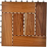 ARS Home Fittings-Wood (TANZANIA-TIKWOOD,Brown Colour)