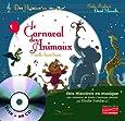 Histoires en musique - Le carnaval des animaux: Livre CD