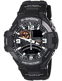 Casio G-Shock Analog Black Dial Men's Watch - GA-1000-1ADR (G435)