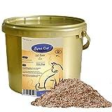 10 L Lyra Cat Premium Öko Holzstreu im goldenen Eimer