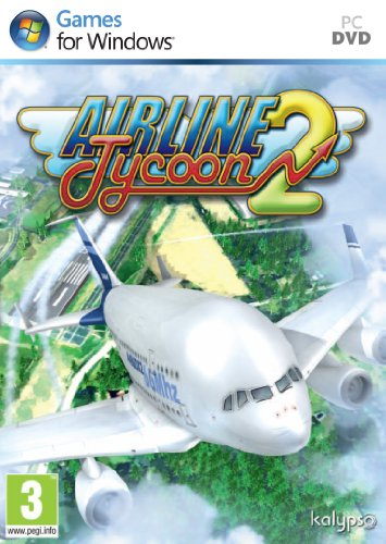 [UK-Import]Airline Tycoon 2 Game PC