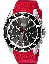 ae9ddcb800ff Lacoste 2010853 - Reloj de Pulsera Hombre