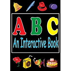 ABC's : An Interactive Book And Educational Apps For Kids (English Edition)