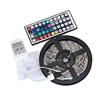 300leds 5M 5050 RGB LED Strip Light SMD 12V IR Controller 6A Power