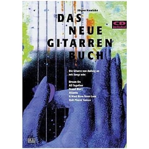 Jürgen kumlehn il nuovo libro chitarra + CD + Dunlop plettro–Fin dall' inizio la scuola praxisbeszogene–Chitarra moderna