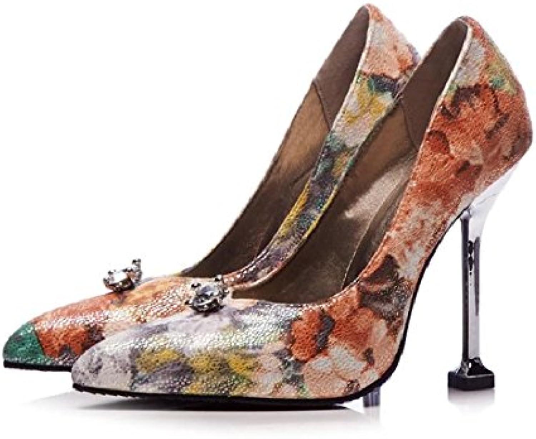 GAOLIM Motiv Damen Damen-Schuhe High Heels 2018 Letztes Modell  Mode Schuhe Billig Online-Verkauf