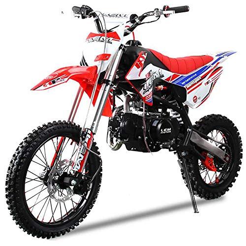 Zoom IMG-1 pitbike rf sport motocicletta da