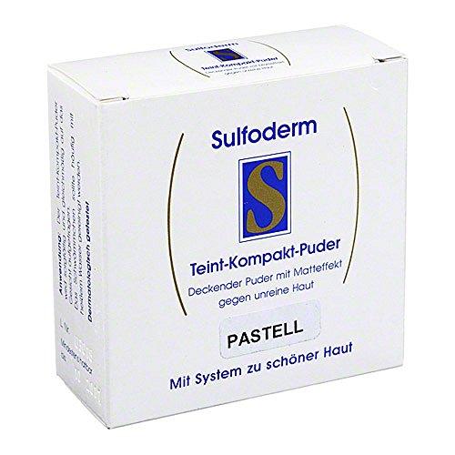 sulfo Derm S Teint Poudre Compacte Pastel 10 g