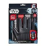 Star Wars Schürze & Ofenhandschuh Geschenk-Set: Ich Bin Darth Schürze & Silikon Darth Vader Ofen Handschuh (Single, Schwarz, 2Stück