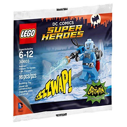 LEGO Batman 1966 Mr.Freeze 30603 Polybag Minifigure by LEGO