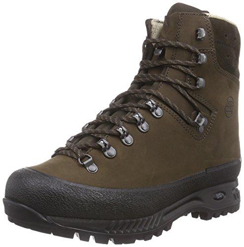 Hanwag Yukon, Chaussures de Randonnée Hautes Homme Marron (Erde)