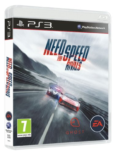 Need for Speed: Rivals [Spanisch Import] (Ps3-spiel Nfs-rivals)