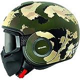Shark - Motorcycle helmets - Shark Raw Kurtz MAT GEK