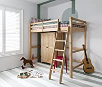 Cabin Bed Odin High Sleeper Noa & Nani
