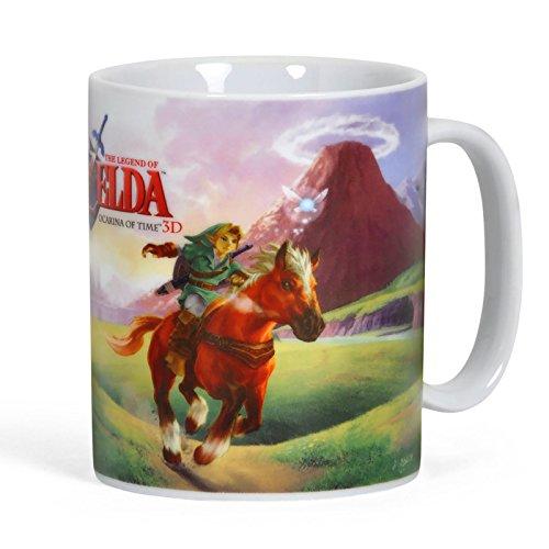 Zelda - Taza de Ocarina del Tiempo - Nintendo