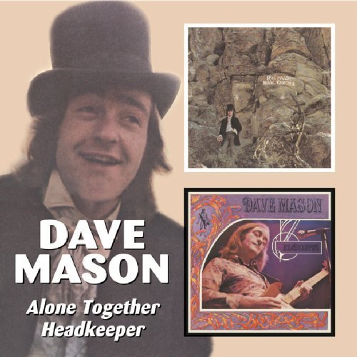 Alone Together/Headkeeper Import, Limited Edition, Original recording remastered edition by Mason, Dave (2005) Audio CD (Mason Remastered Dave)