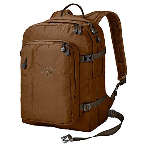 Jack Wolfskin Berkeley Bookpack Daypack Rucksack, Deer braun, Einheitsgröße