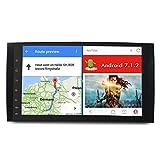 A-SURE 9' Android 7.1.2 Autoradio GPS Auto Navigation Mirrorlink Wifi WLAN BT 4G OBD DAB DVB-T2 USB SD Lenkradsteuerung Für Mercedes Benz A/B Klasse Vito Viano W169 W245 BiB SEBABFJ 2-Jahre-Garantie