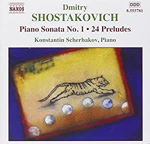 Klaviersonate Nr. 1/24 Preludes