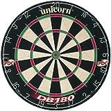 Unicorn 2400002 Dartboard (Black)