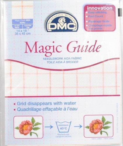 DMC MAGIC GUIDE AIDA (Magic Guide Aida) DC27MG/Ecru (japan import) -
