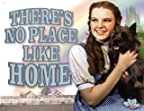 Poster Revolution Film The Wizard Of Oz There's No Place Like Home Tin Sign 40x30cm