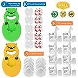 Kindersicherung Baby Sicherheitsset - 8 Schrankschloss