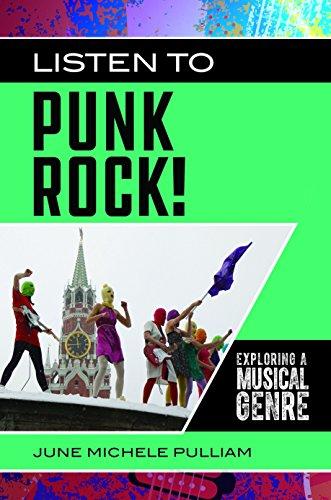 Listen to Punk Rock!: Exploring Musical Genre Exploring