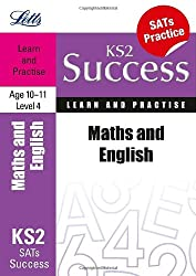 Maths and English Age 10-11 Level 4: Learn and Practise (Letts Key Stage 2 Success)