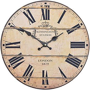 Orologio da muro - London 1879 - Silenzioso orologio da cucina in ...