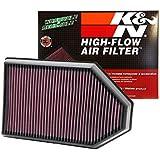 K&N 33-2460 Filtre à air de remplacement