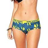 Unterwäsche Dessous Lingerie Damen,Yanhoo Heiße Mode Frauen Lustige Dessous Liebhaber Frauen Unterwäsche Boxershorts Unterhose (L, Blau)