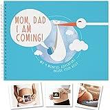 Diario de Embarazo–tesoro vientre crecimiento Forever. Un libro de memoria perfecto para las nuevas madres. Baby Shower regalo Ideas, regalos para madres primera vez, mejores regalos para Papá.