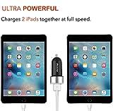 Regor [4.8Amp - 2 Port] Hi-Speed Car Charger for all smartphones & tablets