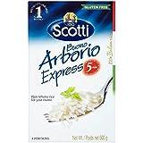 Riso Scotti Riz Arborio Express 500G (Paquet de 4)