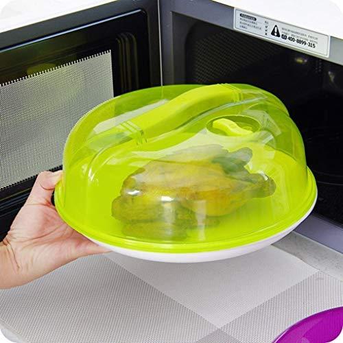 Ogquaton Microondas Placa Cubierta Alimentos Protector