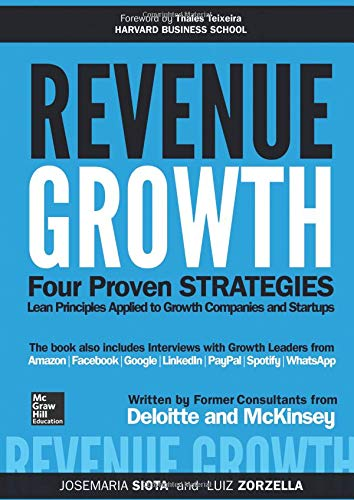 Revenue growth: four proven strategies