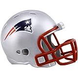 Riddell Revo Pocket Pro - Réplica de casco de los New England Patriots