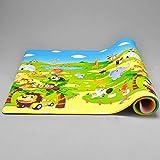 Dwinugler Zoo Playmat Medium 1.9 m x 1.3 m x 15 mm