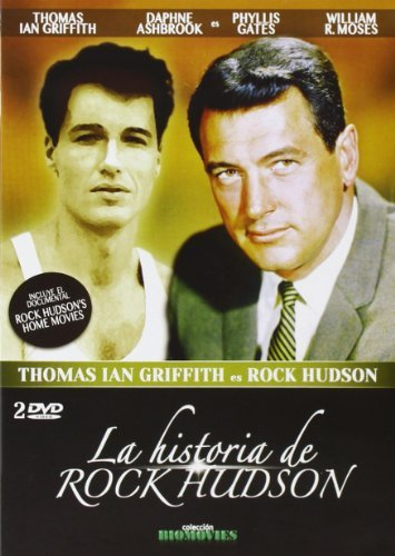 Rock Hudson (1990) / Rock Hudson's Home Movies (1992) [2-DVD] by Thomas Ian Griffith