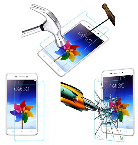 Acm Tempered Glass Screenguard For Lenovo S60 Sisley Mobile Screen Guard Scratch Protector  available at amazon for Rs.179