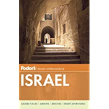 Fodor's Israel (Full-color Travel Guide, Band 8)